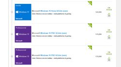 Windows 10 prix Materiel.net