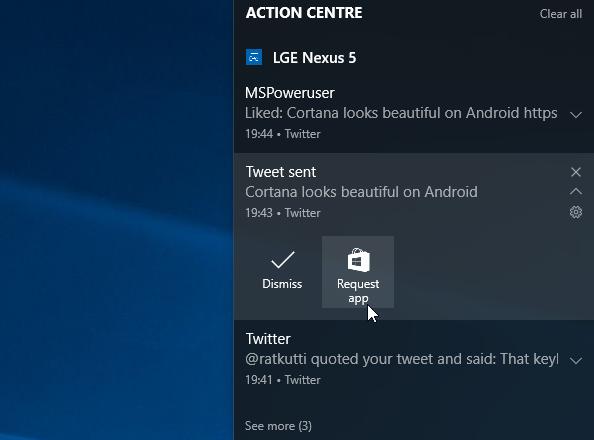 Windows-10-Request-app