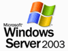 windows 2003 server logo