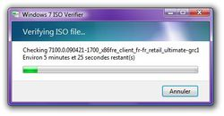 Windows 7 ISO Verifier screen2
