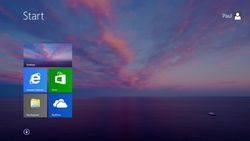 Windows 8.1 demarrer
