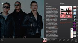 Windows 8 depeche mode