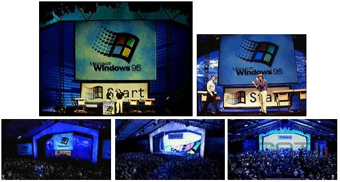 Windows 95 show