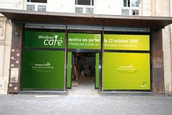 Windows-Cafe