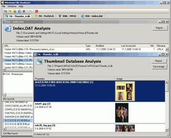 Windows File Analyzer screen 3