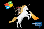 Windows-Insider-Ninjacat-Unicorn