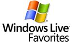 Windows Live Favorites