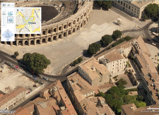 Windows live maps nimes