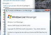 Windows Live Messenger 2009 à télécharger (wlm 9)