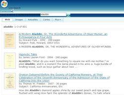 Windows live search books resultats