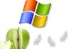Marché des OS : Windows 7 équipe désormais 1 PC sur 5