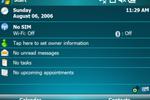 Windows Mobile 6.0 / 2007 screenshots
