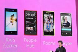 Windows Phone 8 Rooms