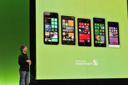 Windows Phone 8 smartphones
