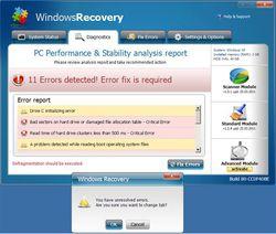 Windows-Recovery