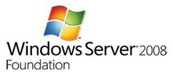 Windows Server 2008 Foundation logo