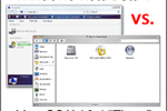Windows Vista beta 1 vs Mac OS Tiger 10.4
