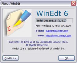 WinEdt