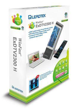 WinFast ExDTV2300H bo