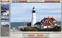 WinX DVD Player screen2