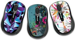 Wireless Mobile Mouse 3500 Studio Series - Artist Edition 2