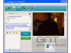 WLM - Envoi de fichier