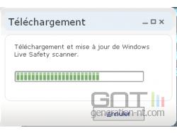 WLM - Windows Live Safety Scanner 1