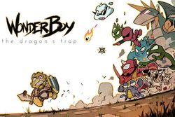Wonder Boy The Dragon Trap