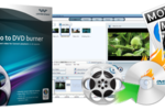 Wondershare Video to DVD Burner : graver des DVD rapidement