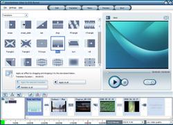 Wondershare Video to DVD Burner screen 2