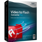 Wondershare Video to Flash Converter Pro : convertir des videos en fichiers Flash