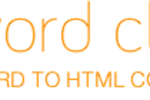 Word Cleaner : convertir de multiples formats en HTML