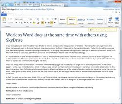 Word-Web-App-co-authoring