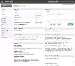 Wordpress screen2