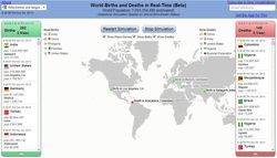 World-Births-and-Deaths-in-real-time