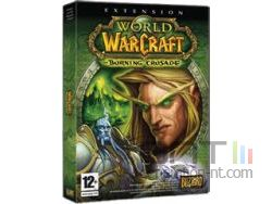 World of warcraft burning crusade boite small small
