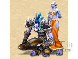 World of warcraft trolls small