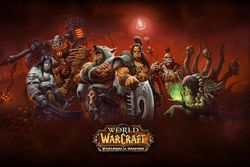 World of Warcraft : Warlords of the Dreanor - vignette