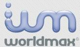 Worldmax logo