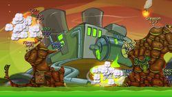 Worms Battle Islands - 1