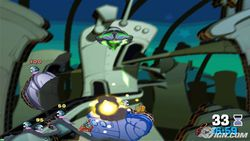 Worms space oddity 2