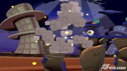 Worms space oddity 3