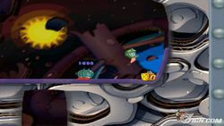 Worms space oddity 5