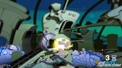 Worms space oddity 6