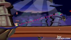Worms space oddity 7