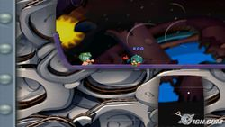 Worms space oddity 8