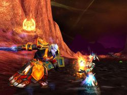 WoW Burning Crusade Draenei Bloodelves