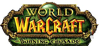Wow burning crusade logo