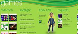 WP7 hub Xbox Live_