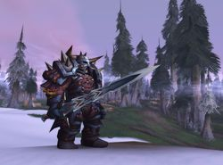 Wrath of the lich King (1)